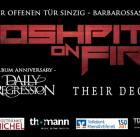 Moshpit On Fire